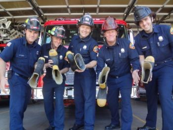 Firefighter Boot Drive